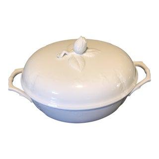 Kaiser Porcelain Holiday Lidded Tureen For Sale