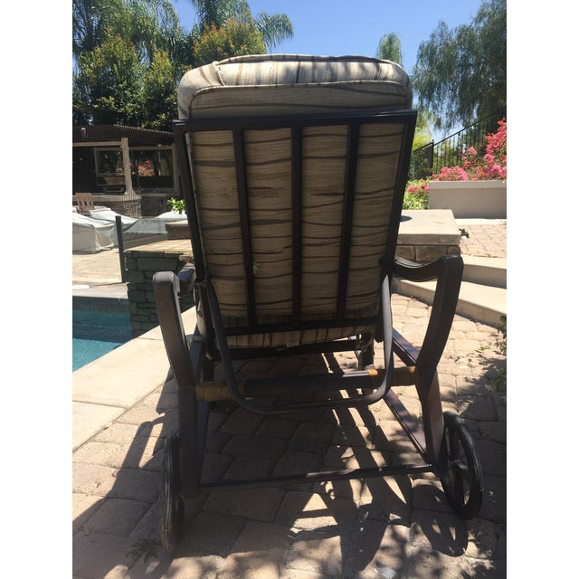 Outdoor Tommy Bahama Single Chaise - Image 8 of 8
