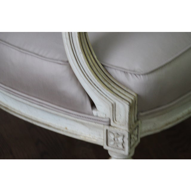 Antique French Caned Chair - Image 7 of 8
