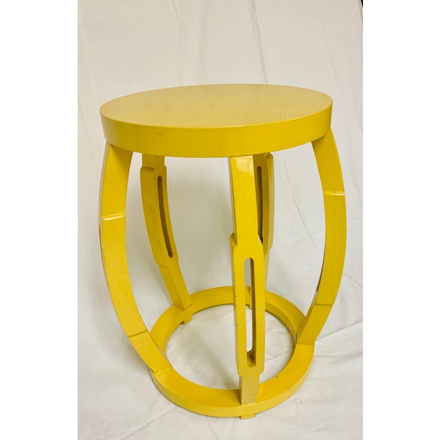 2010s Bungalow 5 Occasional Table For Sale - Image 5 of 5