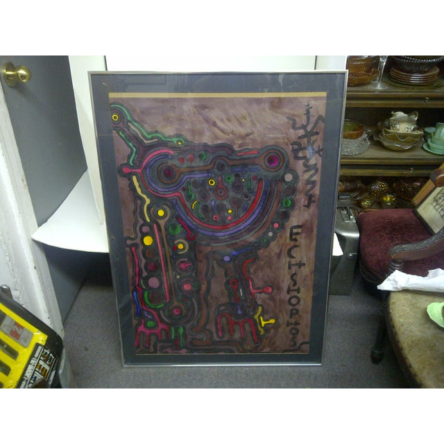 """Echshophos"" Original Painting - Image 2 of 7"