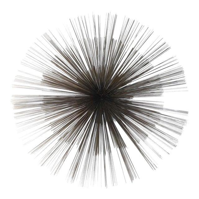 Curtis Jere Pom Pom Wall Sculpture For Sale