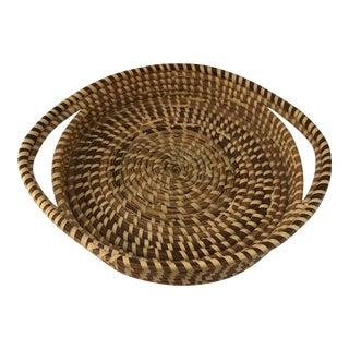 Sweetgrass Charleston Basket Tray