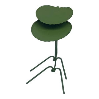 Salterini Attributed Lily Pad Tables - A Pair For Sale