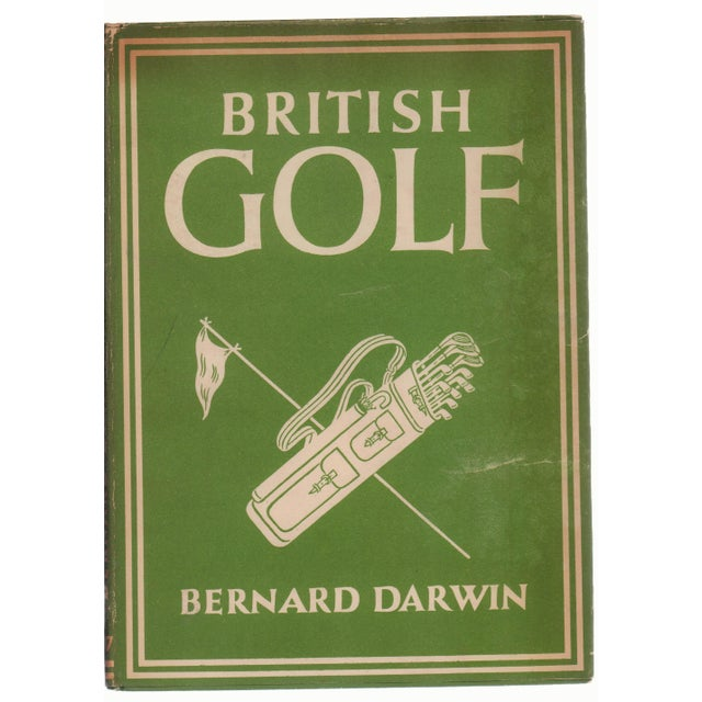 "1946 ""British Golf"" Collectible Book For Sale In Atlanta - Image 6 of 6"