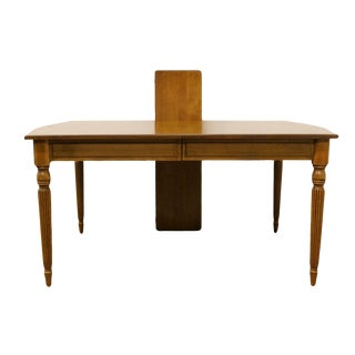 20th Century Italian Neoclassical Tuscan Dining Table For Sale