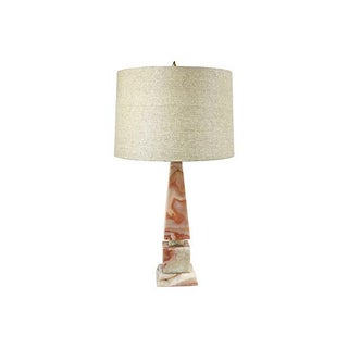 Onyx Natural Stone Table Lamp