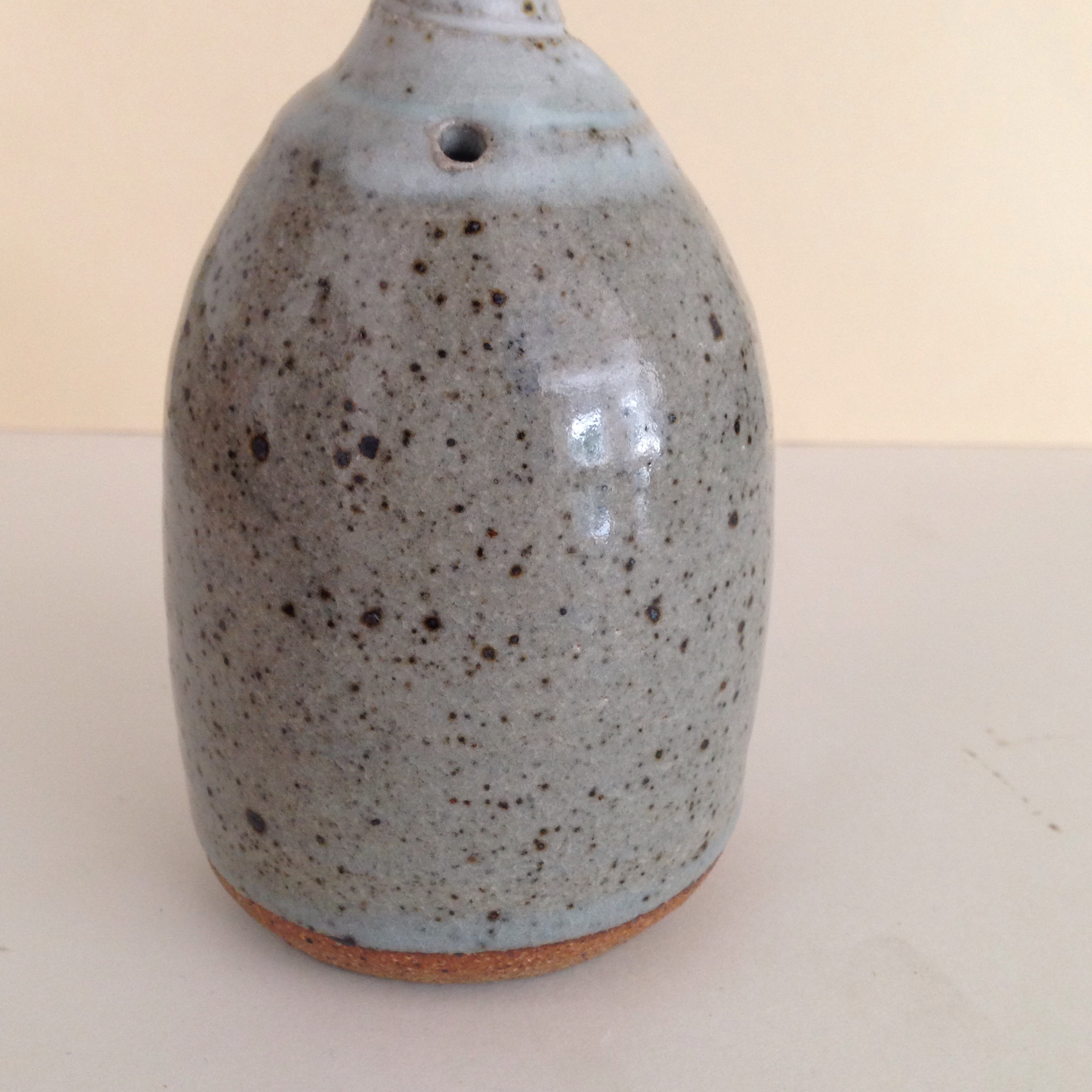 Ceramic Salt and Pepper Shakers Midcentury Pottery