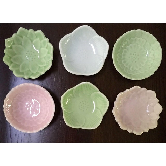 Japanese Arita Amuse Bouche Plates - Set of 6 - Image 2 of 9
