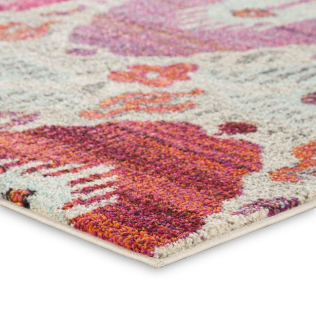 The Amuze collection showcases indigenous and vintage inspirations, creating whimsical displays of patterns in vibrant...