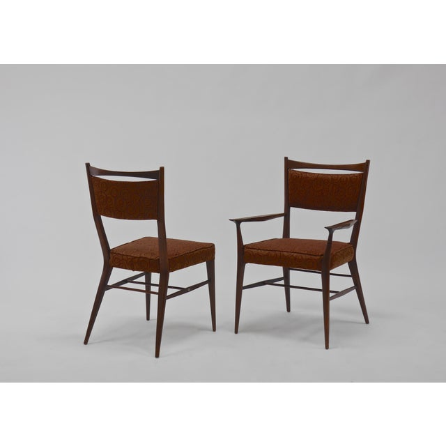 1950s Eight Dining Chairs by Paul McCobb For Sale - Image 5 of 8