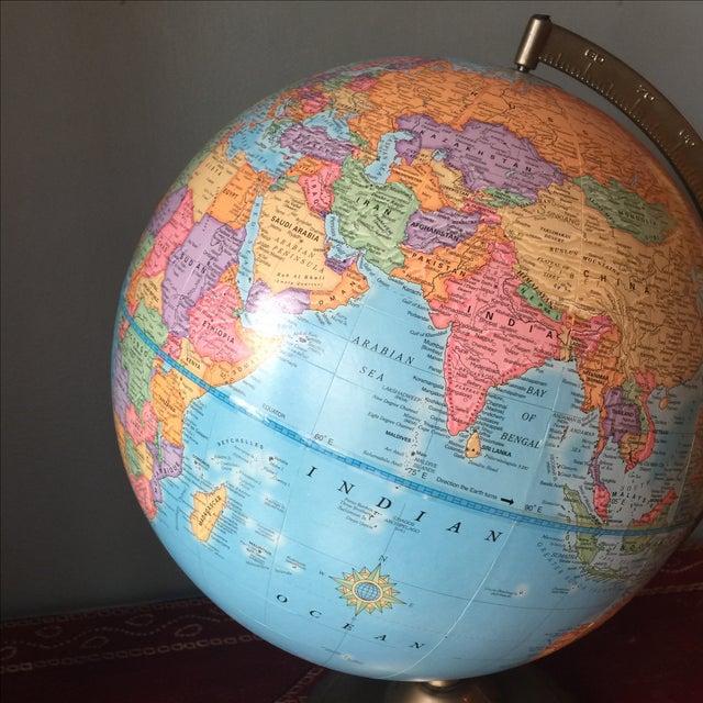 George F. Cram Imperial Globe - Image 4 of 6