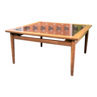 American of Martinsville Mid Century Coffee Table For Sale