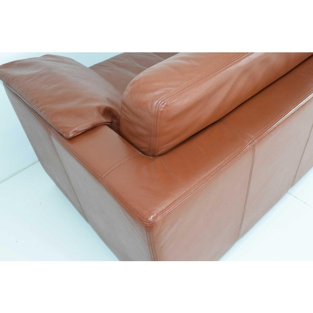 Leather 1990s Vintage De Sede Leather Sofa For Sale - Image 7 of 11