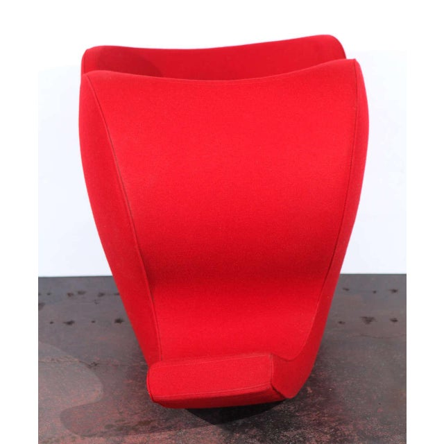 1990s 1990s Vintage Ron Arad, Moroso Heart Rocking Chair For Sale - Image 5 of 7