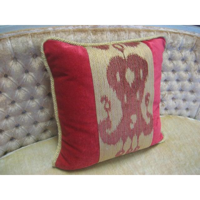 Boho Chic Kilim Pillow - Image 4 of 4