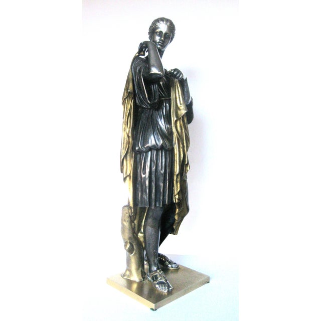 """22-Inch Barbedienne """"Diana"""" Sculpture - Image 2 of 9"""