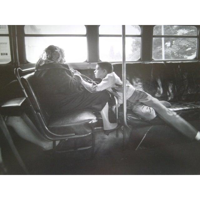 Vintage Black & White Signed Photograph - Image 5 of 5