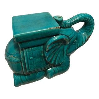 Boho Chic Glazed Ceramic Garden Stool