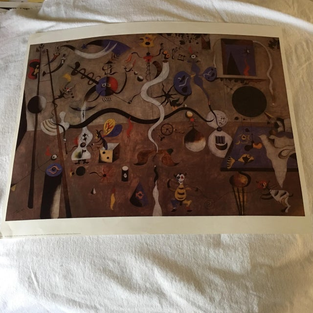 """Joan Miri """"Carnival of Harlequin"""" Print - Image 2 of 5"""