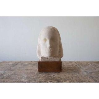 Gaetano Cecere Plaster Sculpture Wood Base #8 Preview