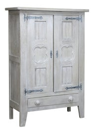 Image of Alabaster Storage Cabinets and Cupboards