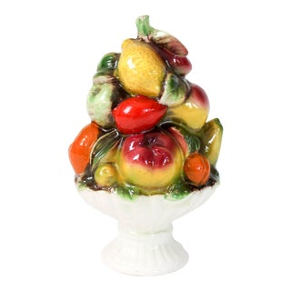 Vintage Fruit Topiary For Sale