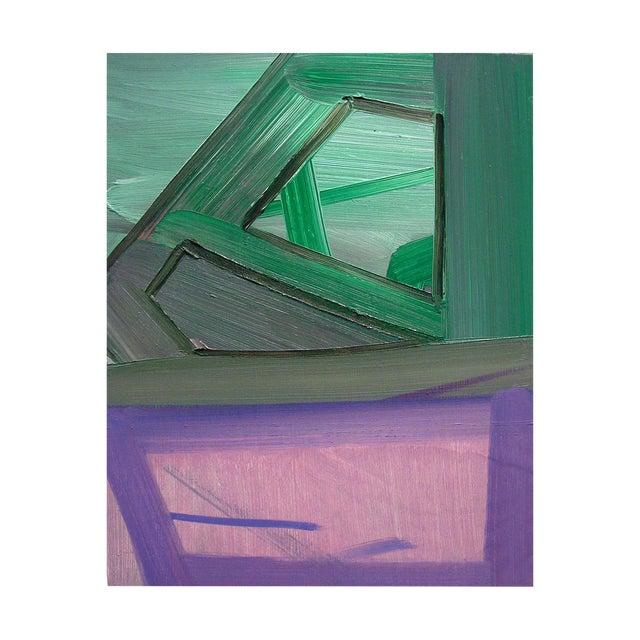 "Ashlynn Browning ""Purple Lush"", Painting For Sale"