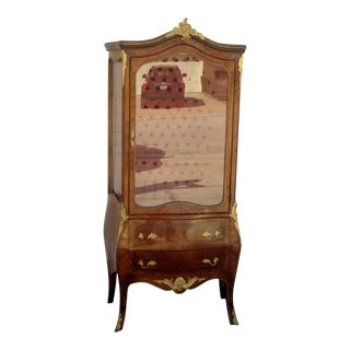 1940's Vintage French Cabinet For Sale