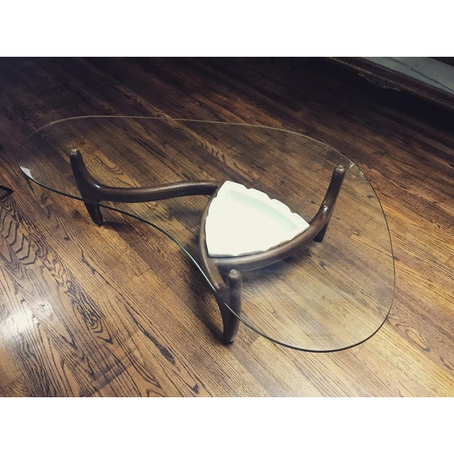 Adrian Pearsall Mid Century Modern Coffee Table - Image 3 of 5