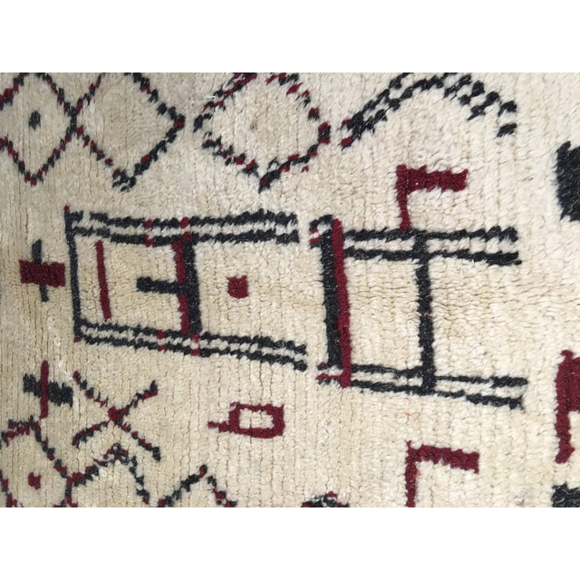 Moroccan Azilal Runner - 5′4″ × 12′ - Image 6 of 8
