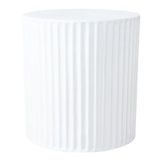 Contemporary Ming Porcelain Side Table For Sale
