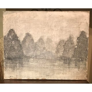 """""""Trees"""" Painting by Allen Kerr For Sale"""