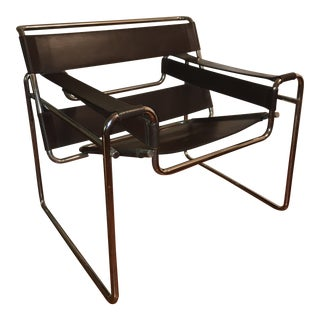 Wassily Chair Designed by Marcel Breuer by Knoll