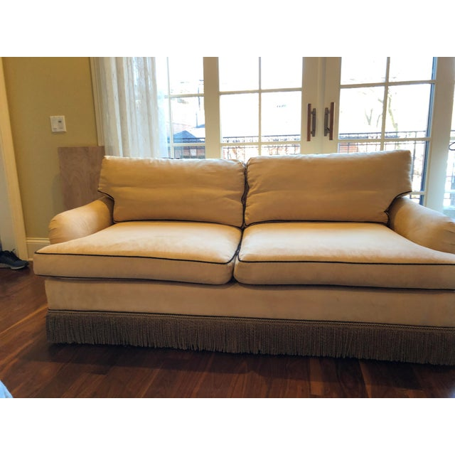 Transitional Custom Baker Sofa - Image 2 of 6
