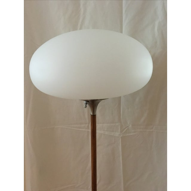 Mid-Century Modern Laurel Mid-Century Mushroom Floor Lamp For Sale - Image 3 of 8