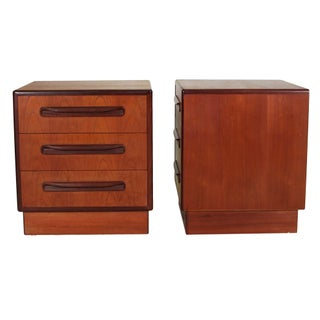 Mid Century Teak Night Stands by G Plan Preview