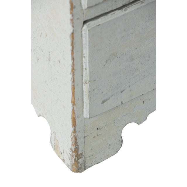 Late 18th Century L. 18th C. Swedish Gustavian Chest For Sale - Image 5 of 8