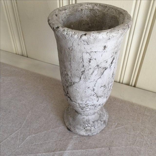 Wabi Sabi Stone Vase Chairish