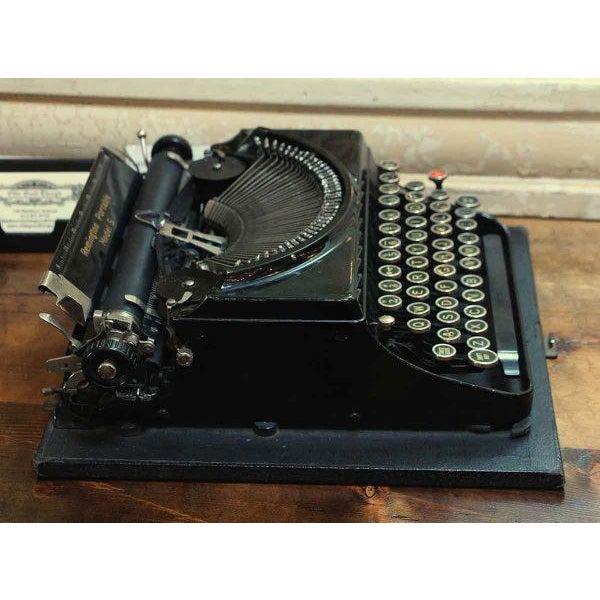 Remington Portable Model 5 Typewriter With Case - Image 4 of 7