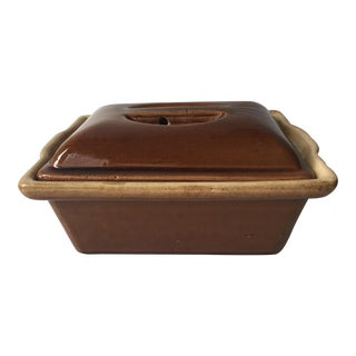 Antique French Terrine/Casserole For Sale