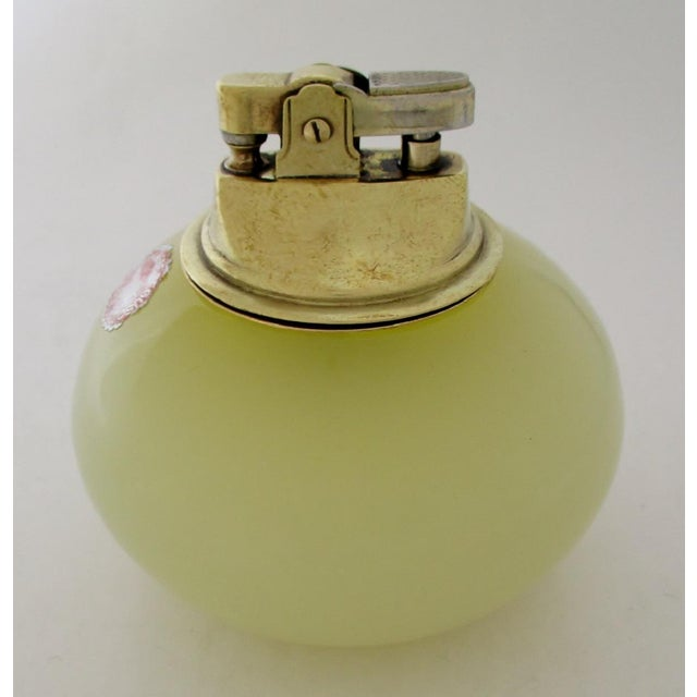 Seguso Opaline Glass Lighter - Image 2 of 6