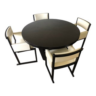 Domo Grey Oak Dining Set
