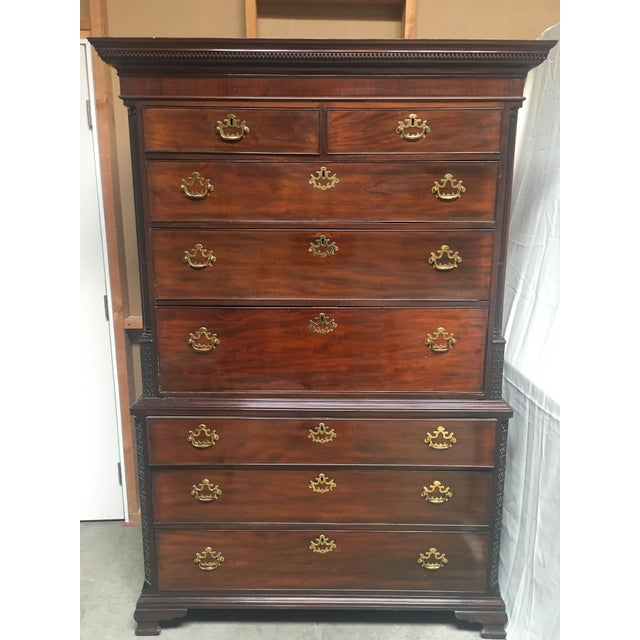 1760s English High Dresser - Image 7 of 7