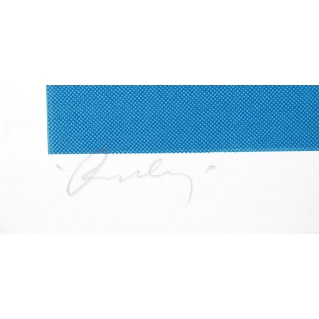 Mid-Century Modern Richard Bernstein, Ruby, Silkscreen For Sale - Image 3 of 5