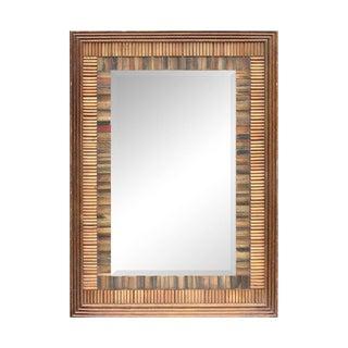 Tropical Multi-Tone Wall Mirror