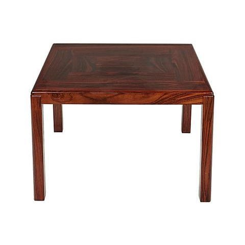 1960s Danish Rosewood Side Table For Sale - Image 5 of 6