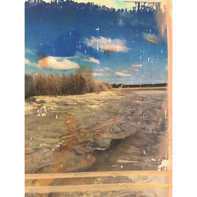 """""""Beach Morning"""" Painting - Image 4 of 4"""