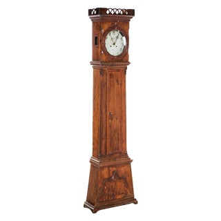 19th Century Danish Long Case Clock For Sale
