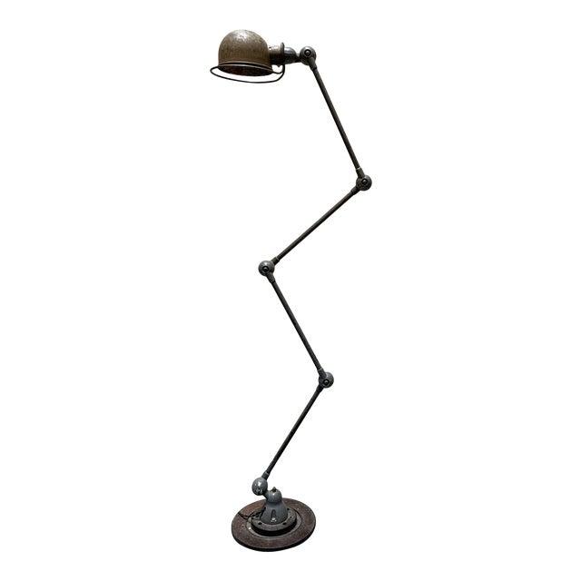 1950s Original 5-Arm Jielde Standing Lamp For Sale
